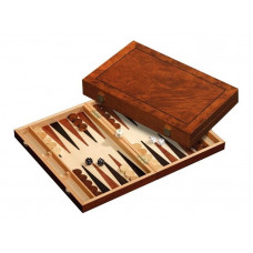 Backgammon Board in Wood Astypalia M