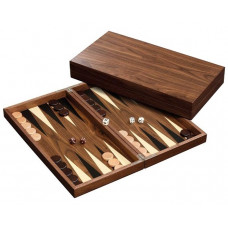 Backgammon Board in Wood Skeloudi L