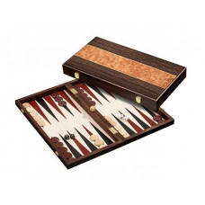 Backgammon Board in Wood Kerkyra M