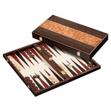 Backgammon Board in Wood Kerkyra L