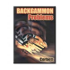 """Backgammonbok 205 s """"Backgammon Problems"""""""