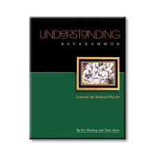 """Backgammonbok 308 s """"Understanding Backgammon"""""""