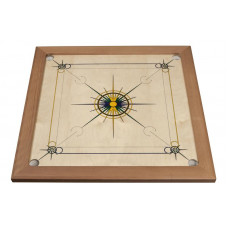 Carrom Set Superior Blue