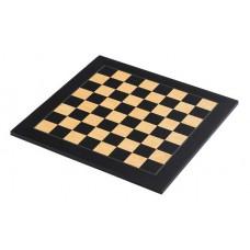 Schackbräde Budapest i trä FS 50 mm klassisk design
