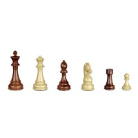 Staunton Chessmen of Bakelite Aurelius KH 110 mm