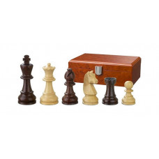 Wooden Chess Pieces Hand-carved Barbarossa KH 65 mm