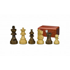 Wooden Chess Pieces Hand-carved Napoleon 65 mm