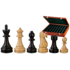 Chess Pieces Hand-carved Alexander KH 100 mm