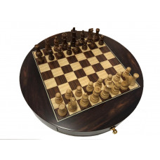 Schack set Sober Rund M