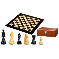 Schack set Ageless i svart L