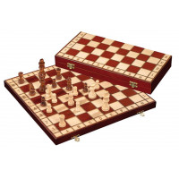 Chess Set Folksy M