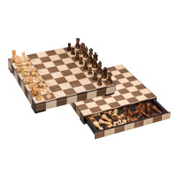 Chess complete set Typical M+