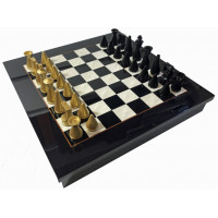 Schack & Damspel ML Superior Ej Vikbart