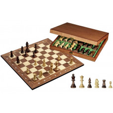 Chess Set Tournament Brown L