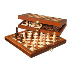 Chess Set Comely Magnetic SM
