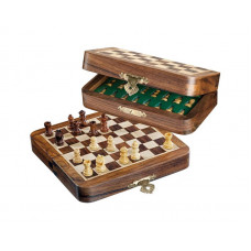 Chess Set Mini Magnetic XS
