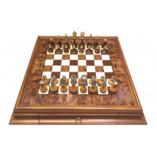 Chess Complete Set Not Foldable ML Gorgeous