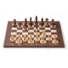 Bluetooth Chess Set R & e-pieces Timeless