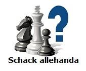 Schack allehanda
