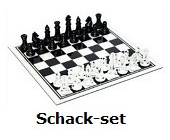 Schack-set