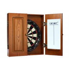 Complete Dart Contest set Tournament Brown