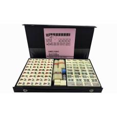 Mahjong komplett set Cassette med arabiska tecken