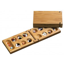 Mancala Complete Set Bamboo Budget