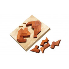 Beet Puzzle of Vladimir Krasnoukhov