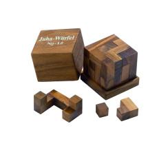 Juha-cube puzzle from Juha Levonen