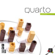 Quarto - strategispel för 2
