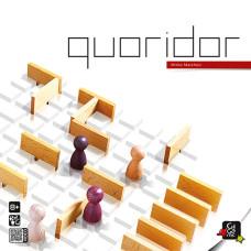 Quoridor - strategispel för 2-4 spelare