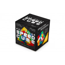 Speedcube 3x3 Stickerless 6-färg vridkub Smart