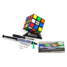 Rubik's 3x3 Speed Cube Pro-Pack set