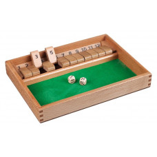 Canoga Simple Pub Game Made of beech